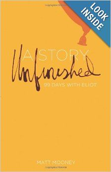 A Story Unfinished: 99 Days with Eliot - Book Review. A touching and inspiring true story about a couple losing their son. Very helpful to understand others' grief.
