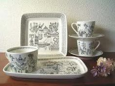 Arabia Emilia by Raija Uosikkinen Tennis Set, Salt Cellars, Scandinavian Style, Finland, Mid Century, China, Ceramics, Snacks, Tableware
