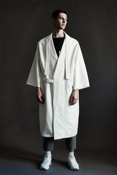 Introducing-Noemie-Al-Homsi_fy12  kimono jacket oversized menswear statement…
