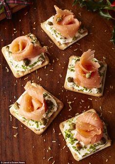 チーズとクラッカーの最もおいしい食べ方