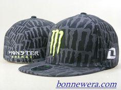 Acheter Pas Cher Casquettes Monster Energy Fitted 0085 En ligne -  BONNEWERA.COM 2836f319ffa