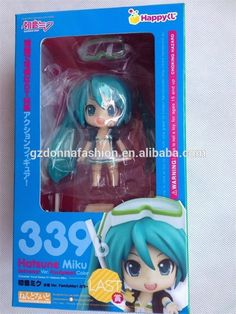 Anime Wholesale 10cm Water With Hatsune Miku Action Figure, View Hatsune Miku, donnatoyfirm Product Details from Guangzhou Donna Fashion Accessory Co., Ltd. on Alibaba.com