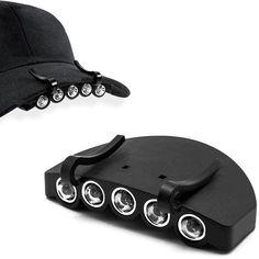 Linterna LED para Gorra Console, Led Flashlight, Cool Gadgets, Roman Consul