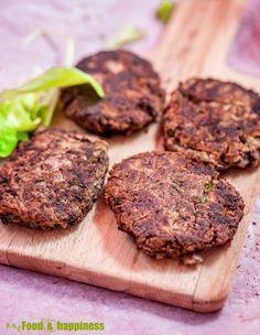Red Kidney Bean Veggie Burgers Recipe Vegetarian Burger Patties Red Kidney Bean Veggie Burger