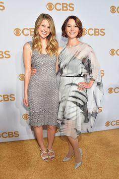 Melissa Benoist & Chyler Leigh