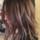 Medium Length Hairstyles 2018 with Balayage Hair Color Ideas