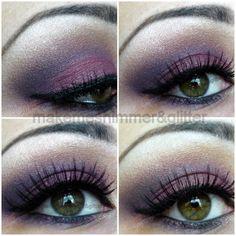 purple for hazel