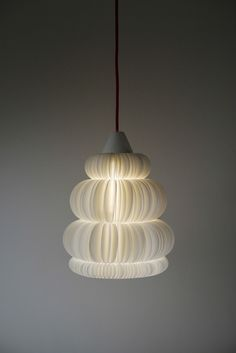 Marine Creature Inspired Lighting by Studio Avni