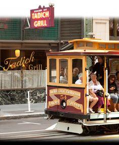 Tadich Grill   240 California Street, San Francisco, CA 94111       (415) 391-1849    