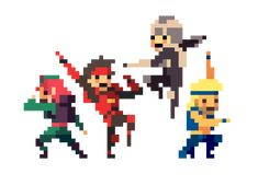 Super Time Force Screen Shoot