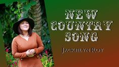 New Country Song - Jackielyn Roy (Live Powerline) New Country Songs, Music Sing, Singing, Live, News, Youtube, Pastor, Youtubers, Youtube Movies