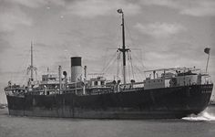 Tielbank (British Steam merchant) - Convoy SL 67: The cargo ship was torpedoed and sunk in the Atlantic Ocean (20°51′N 20°32′W) by U-124 ( Kriegsmarine) with the loss of four of her 66 crew. Survivors were rescued by HMS Forester