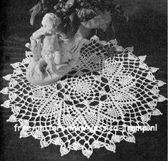 Eros    Doilies  Star Doily Book No. 163  The American Yarn Company