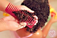 Mixed Hair Care Routine
