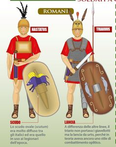 Gastat and the triary of the Punic Wars.