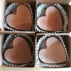Greenfinch, Soaps, Muffin, Butter, Vegan, Studio, Rose, Breakfast, Heart