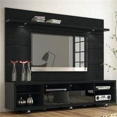 Looking for Manhattan Comfort Cabrini TV Stand Floating Wall TV Panel LED Lights Black ? Check out our picks for the Manhattan Comfort Cabrini TV Stand Floating Wall TV Panel LED Lights Black from the popular stores - all in one. Tv Stand And Panel, Tv Panel, Flat Panel Tv, Living Room Tv, Living Room Furniture, Living Spaces, Dining Room, Tv Wall Design, House Design