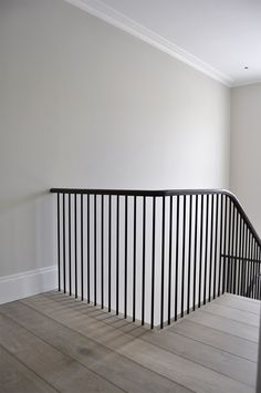 Recent project in saint John's wood. By Design+Weld - Recent project in saint John's wood. By Design+Weld Recent project in saint John's wood. By Design+Weld Interior Stairs, Interior And Exterior, Interior Design, Interior Colors, Staircase Railings, Staircase Design, Staircases, Steel Railing Design, Balustrade Design
