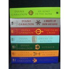 Outlander Series by Diana Gabaldon