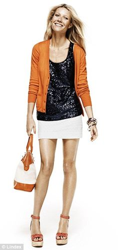 I'm a bit obsessed with orange at the moment.  This outfit just looks so fresh & summery!