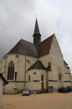 St Catherine de Fierbois