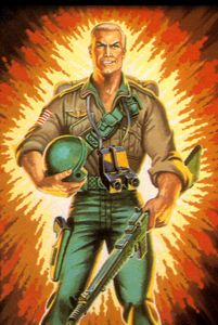 Duke (Conrad S. Hauser), G.I Joe; born in St. Louis, Missouri. He is a skilled polyglot, being fluent in English, French and German, as well as several Southeast Asian languages. Duke is field commander & second-in-command of the Joe team after Hawk. Channing Tatum portrays Duke in the live-action film, G.I. Joe: The Rise of Cobra, & sequel G.I. Joe: Retaliation.