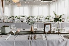 This modern minimalist Reading Art Works wedding has amazing copper details, a neutral palette, and the coolest DIY designs.