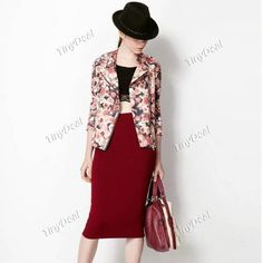 Casual Floral Printing Coats Fashion Retro Style Suit for Women  http://www.tinydeal.com/it/casual-floral-printing-coats-fashion-retro-style-suit-for-women-p-122518.html