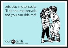 Best motorcycle Ecards #6