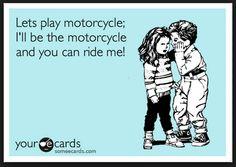 Best motorcycle Ecards #6
