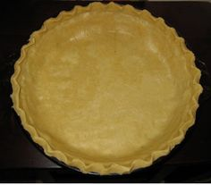 M.A.G.: Gluten Free, Vegan Pie Crust