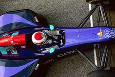 Roland Ratzenberger (San Marino 1994) by F1-history