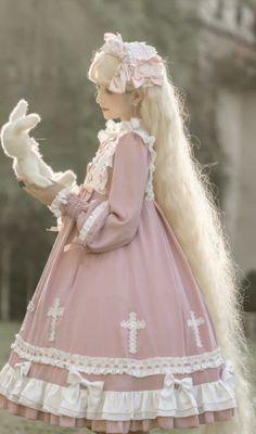 Kawaii Fashion, Lolita Fashion, Real Costumes, Anime Princess, Character Outfits, Lolita Dress, Asian Woman, Pretty Dresses, Cute Outfits
