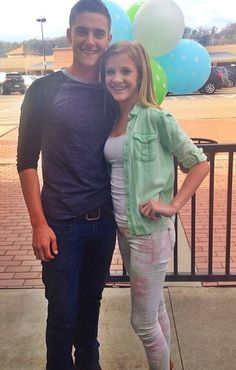 Brandon and Paige <3 is that really paige from dance moms?!!?!?!?!?!?!!!?!