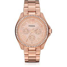 [WalMart] Relógio Fossil FAM4483/Z feminino - R$ 269,00