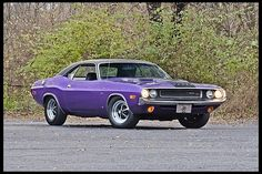 1970 Dodge Challenger 440 Six Pack, 4-Speed - Mecum Auction (sold, $75,000, January 2014)