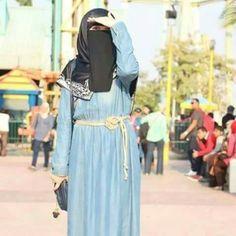 Face Veil, Niqab, Secret Life, Modest Outfits, Clothes, Beauty, Dresses, Women, Fashion