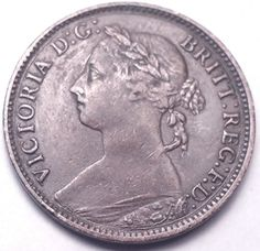 GREAT BRITAIN 1884 FARTHING SCU7789...WORLDWIDE COIN  https://www.amazon.com/dp/B01EY1AKS2/ref=cm_sw_r_pi_dp_HPcBxbEVWM1BF