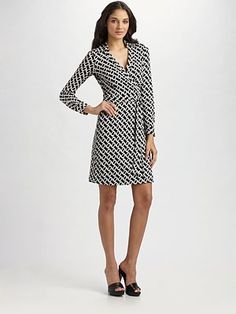 DVF Wrap dress- iconic, easy, perfect for all occasions