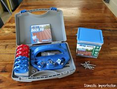 Kreg Deck Jig. I already have and use other Kreg jigs, so this would be great!