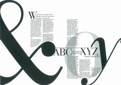 Getting To Know Your Face - Bauer Bodoni BT