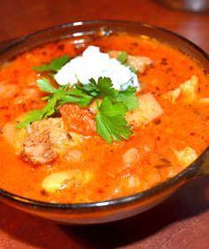 Karmuszka, warmińsko-mazurska zupa gulaszowa Thai Red Curry, Cooking, Ethnic Recipes, Food, Kitchen, Essen, Meals, Yemek, Brewing