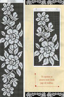 Karilla e o Ponto Cruz: Flores