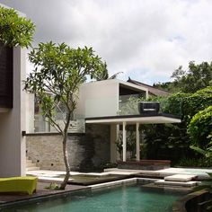Architects Aboday have completed a holiday home called Villa Paya-Paya in Bali, Indonesia.