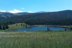 Gypsy Lake White Sulphur Springs, MT