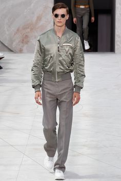 Louis Vuitton Spring 2015 Menswear - Collection - Gallery - Style.com