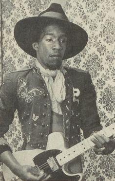 Glen Goins - Parliament Funkadelic.