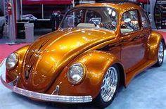 VW Beetle 1969