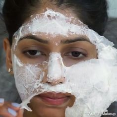 #Repost @arshia_makeup Current favorite way to get rid of facial hair, blackheads and whiteheads! 😱 All you need is an EGG and tissue/toilet paper!  Here's what to do: ▫️Separate the egg yolk from the egg whites. ▫️Apply egg whites all over skin and add a thin layer of tissue. ▫️Add 2 more layers or egg whites and tissue paper. ▫️Let dry for 30 minutes and peel away! ▫️Finish by applying your favorite face cream/oil. My favorite is the @farsalicare 'rose gold elixir'. ✨There shouldn't be…