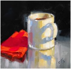Tom Brown Paintings | ... STILL LIFE by TOM BROWN, ORIGINAL OIL, painting by artist Tom Brown